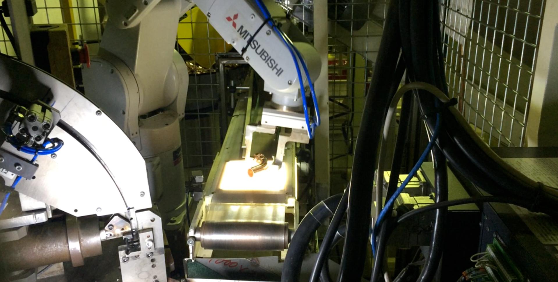 Máquinas Multirobot Y Multicámara