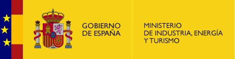 Logotipo del Ministerio de Industria, Energía y Turismo